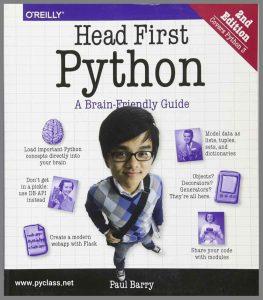 کتاب Head First Python برای آموزش پایتون