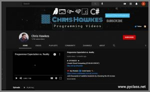 Chris Hawkes